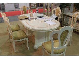 Мебельная выставка Москва: обеденная зона - Оптовый мебельный склад «Дина мебель», г. Зеленоград