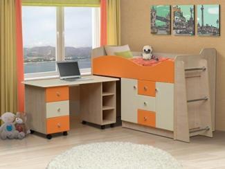 Детская кровать Колибри-2 - Мебельная фабрика «Аристократ»