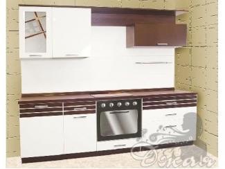 Прямой кухонный гарнитур  - Мебельная фабрика «Джая»