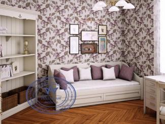 Кровать детская Британия - Мебельная фабрика «Абсолют-мебель»