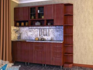 кухня прямая «Глория 2» - Мебельная фабрика «Мир Мебели»