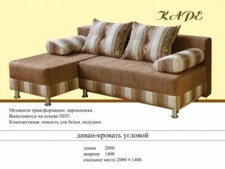 Угловой диван Каре - Мебельная фабрика «Suchkov-mebel»
