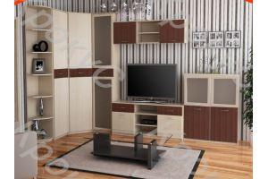 Гостиная Престиж 5 - Мебельная фабрика «Крокус»