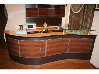 Интересный кухонный гарнитур - Мебельная фабрика «Орвис»