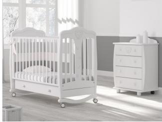 Детская кроватка Гандылян Мишель - Мебельная фабрика «Гандылян»