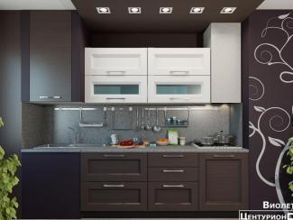 Кухонный гарнитур прямой Виолетта