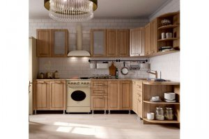 Классическая кухня Ренн - Мебельная фабрика «Мебельград» г. Брянск