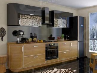 Кухня прямая «Фиора» - Мебельная фабрика «Ладос-мебель»