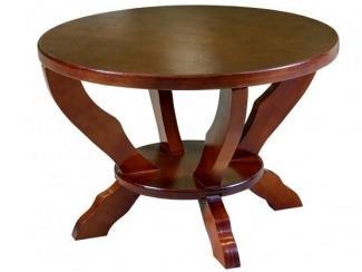 Круглый журнальный стол 04  - Импортёр мебели «Азия мебель (Китай)»