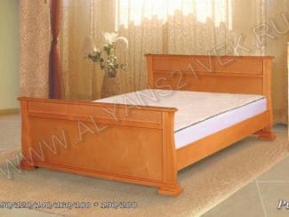 Кровать из дерева Рио 1 - Мебельная фабрика «Альянс 21 век»