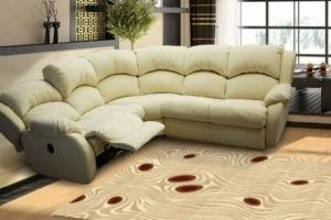 Угловой диван Картина - Мебельная фабрика «Record Bedding»