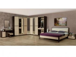 Спальный гарнитур Bahama  - Мебельная фабрика «Уфамебель»