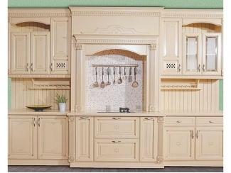 Кухня в цвете слоновая кость Фина - Мебельная фабрика «Лионето» г. Москва