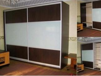 Шкаф-купе Гардеробная 001 - Мебельная фабрика «Гранд Мебель 97»