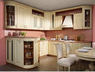 Кухня угловая Венеция - Мебельная фабрика «НиксМебель», г. Вологда