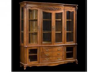 Витрина 4-дверная 2617500 - Импортёр мебели «Carpenter»