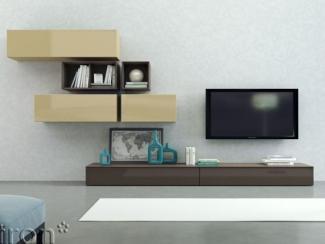 Гостиная стенка Sibox B006 - Мебельная фабрика «Астрон»