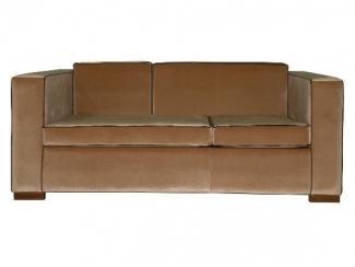 Диван c низкой спинкой AKN-5644 - Мебельная фабрика «Металл Плекс», г. Краснодар