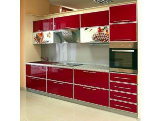 Кухня прямая Праздник - Мебельная фабрика «Антарес»