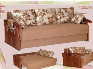 Диван прямой Блюз 9 Еврокнижка - Мебельная фабрика «Росмебель»