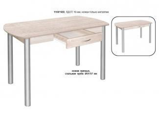 Обеденный стол с ящиком - Мебельная фабрика «Техсервис»