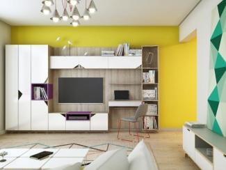 Гостиная стенка Аванти 2 - Мебельная фабрика «ВасКо»