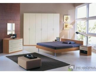 Спальня Ре-Форма 007 - Изготовление мебели на заказ «Ре-Форма», г. Уфа