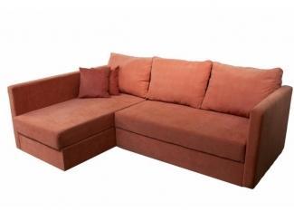 Угловой диван РОССО RED  - Мебельная фабрика «Береста», г. Санкт-Петербург