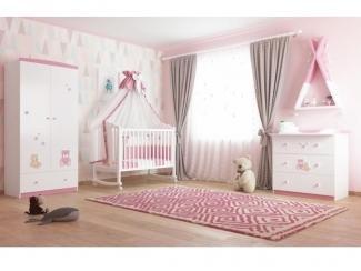 Детская POLINI мишки - Мебельная фабрика «Воткинская промышленная компания»