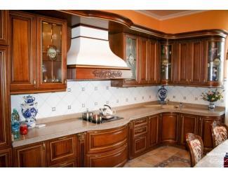 Кухонный гарнитур угловой Ирма - Изготовление мебели на заказ «Демидов А.», г. Краснодар