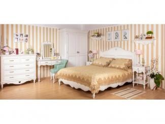 Спальня Прованс Kapris - Мебельная фабрика «Веро»