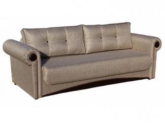Прямой диван Йорк стандарт  - Мебельная фабрика «Мастерские Комфорта»