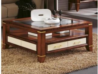 Стол журнальный Мод 1110 - Импортёр мебели «Мебель Фортэ (Испания, Португалия)»