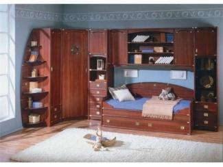 Угловая мебель для детской Роджер  - Мебельная фабрика «Дива мебель», г. Москва