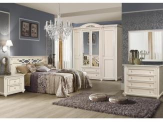 Спальный гарнитур Валенсия - Мебельная фабрика «Пинскдрев»