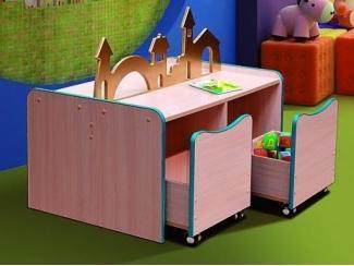 Стол детский Городок - Мебельная фабрика «Натали»