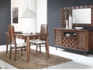 Обеденная группа Ретро - Импортёр мебели «Arbolis (Испания)», г. Сочи
