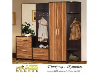 Прихожая Карина - Мебельная фабрика «Лев Мебель»