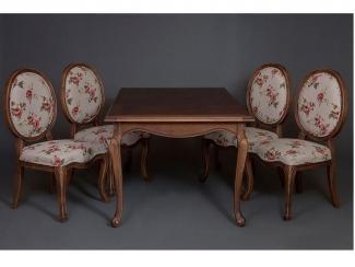 Столовая группа Provence  - Мебельная фабрика «Berger»