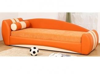 Оранжевая кровать Джокер - Мебельная фабрика «Уютный Дом»