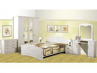 Спальный гарнитур Каприз - Мебельная фабрика «Северная Двина»