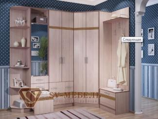 Прихожая угловая Консул - Мебельная фабрика «SV-мебель»