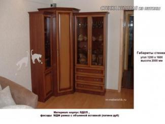 Гостиная стенка  - Мебельная фабрика «Мебельщик»