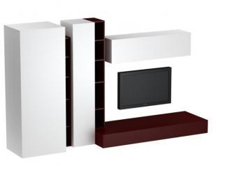 Гостиная стенка Nexus 7 - Мебельная фабрика «ОГОГО Обстановочка!»