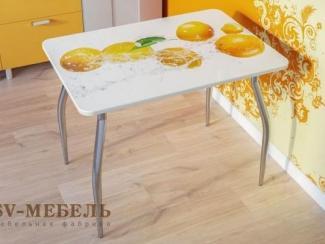 Стол кухонный Апельсины - Мебельная фабрика «SV-мебель»