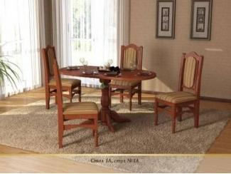 Обеденный комплект 8 - Мебельная фабрика «Верба-Мебель»
