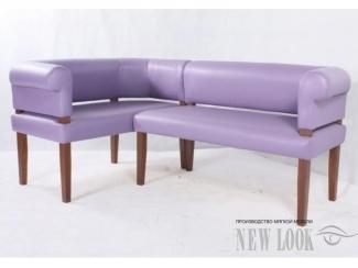 Элегантный угловой диван - Мебельная фабрика «New Look», г. Санкт-Петербург
