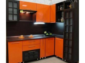 Кухонный гарнитур угловой - Мебельная фабрика «Лига»