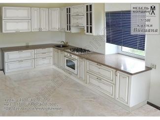 Светлая кухня Вивиана - Мебельная фабрика «Мебель Холдинг»