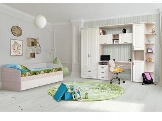 Детская Прованс - Мебельная фабрика «Мебелькомплект» г. Ульяновск